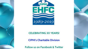CIPHI's Charitable Division is Celebrating 30 Years!
