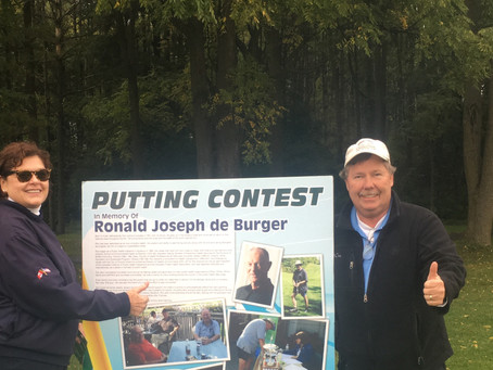 EHFC Trustees Fundraise at CIPHI ON Branch Golf Tournament