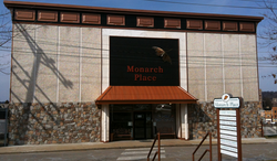 Our Building and Main Entrance