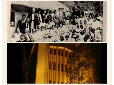 Um Missionário, Um sonhador e uma igreja