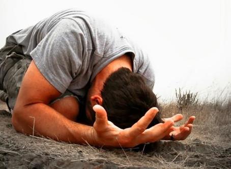 Minha escolha: Orando com fervor