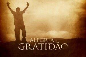 Seja grato a Deus