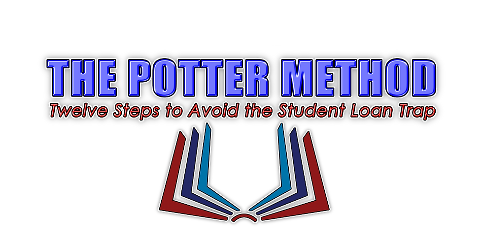 The Potter Method 12 Steps to College Success