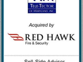 Chesapeake Corporate Advisors Serves as Exclusive Financial Advisor in Major Security Company Transa