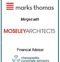 Chesapeake Corporate Advisors Serves as Exclusive Financial Advisor to Marks, Thomas Architects, Inc