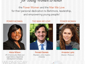 CCA Supports the Baltimore Leadership School for Young Women