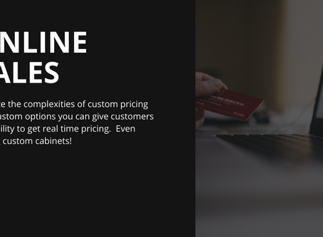 AWI Elevate conference slide deck: Online Sales