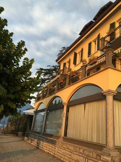 Taverna Bleu Hotel on Lake Como