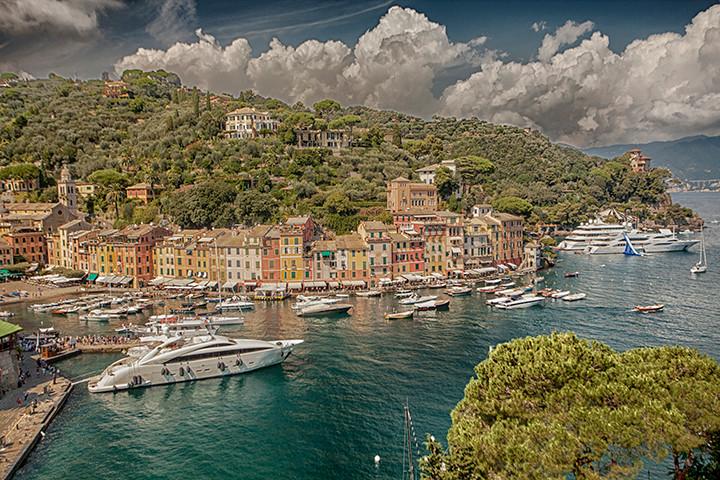 View of Portofino, Travel Blog, Travel, Photograpy, Italy, Portofino
