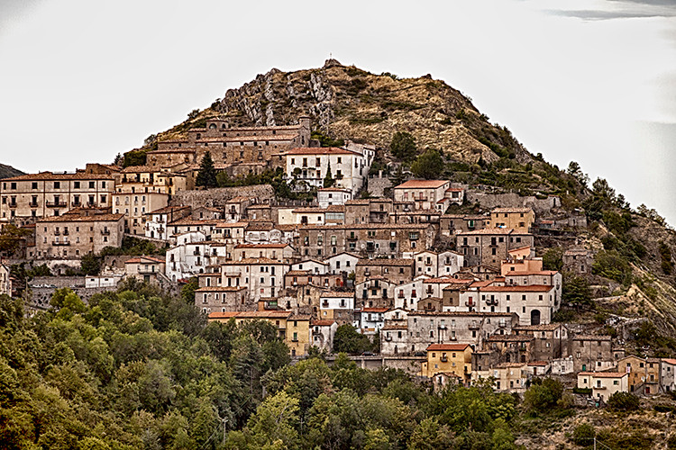 Travel Blog, San Fele, Potenza, Italy