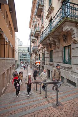 Lugano streets
