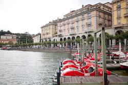 Lakeside at Lake Lugano