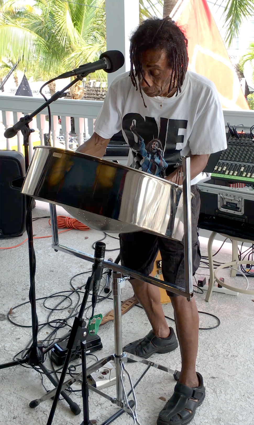 Steel drum 1