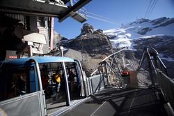 Gondola entry