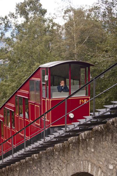 Lugano-cog railway
