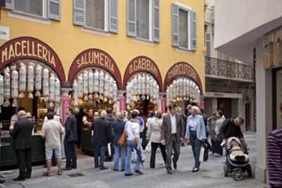 Lugano piazza