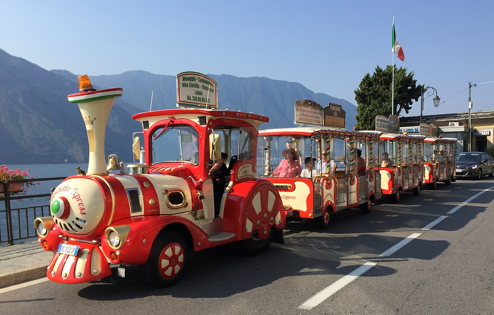 Travel Blog, Trementina, Trombella Express, Bellagio, Lake Como, Italy