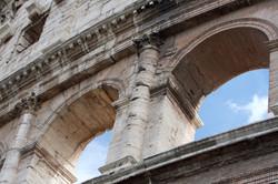 Coloseum arch