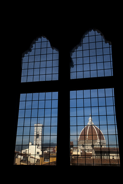 Duomo from the Midici Palace