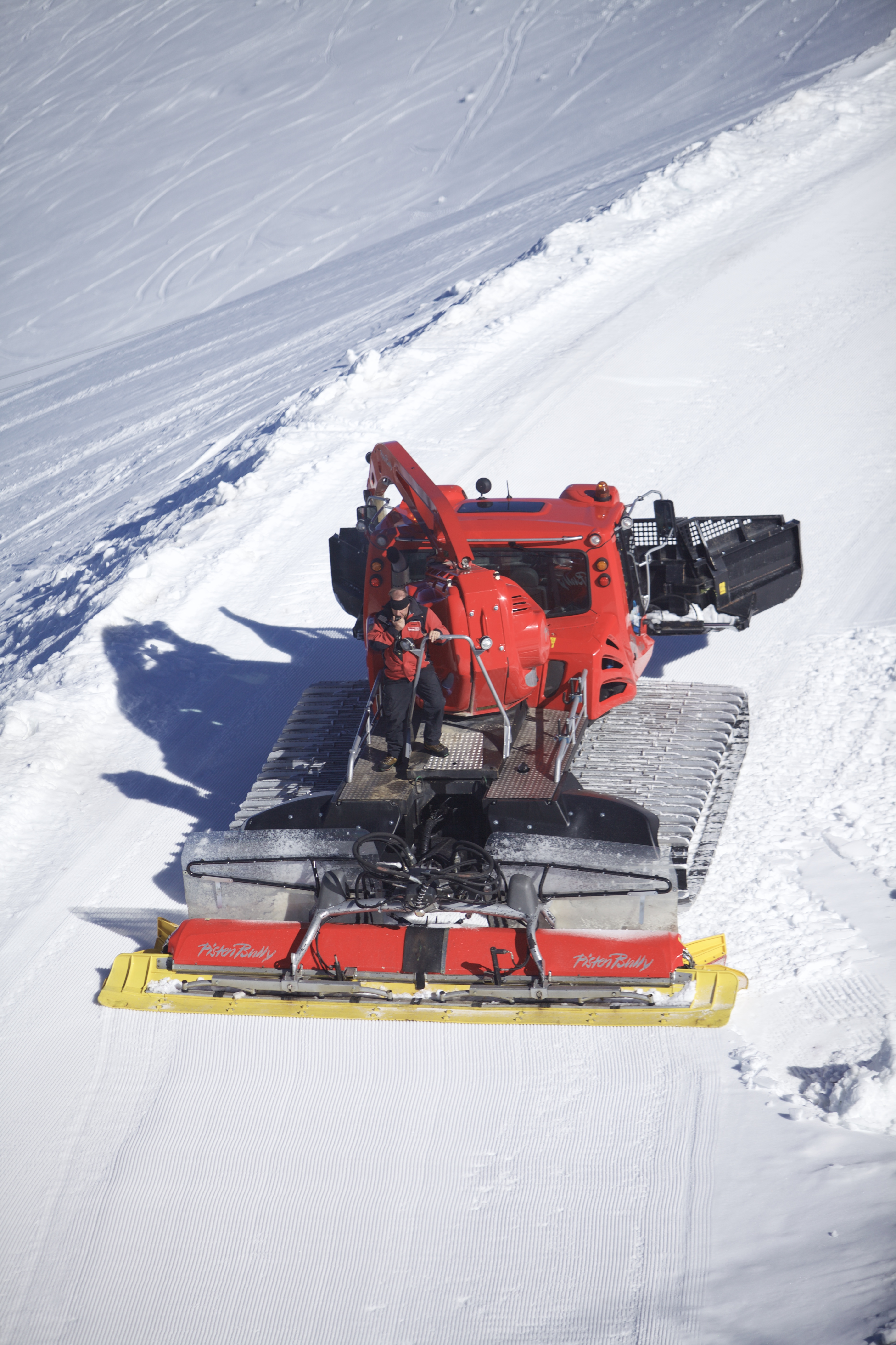 Snow conditioner