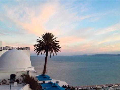 Sidi Bou Said: la Cittadina Bianca e Blu della Tunisia