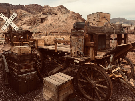 Ghost Town: a Spasso nel Far West!