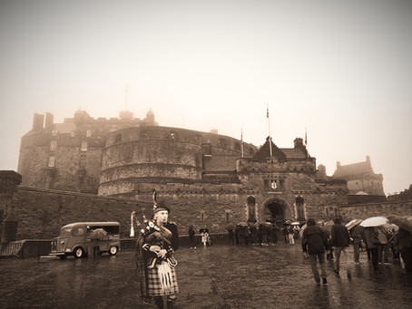 I Misteri di Edimburgo: Storie di Streghe e Fantasmi