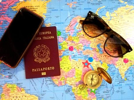 Le 10 Cose Indispensabili da portare in Vacanza