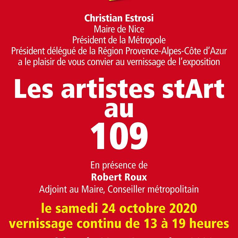 "stArt 30 ans, au""109"""