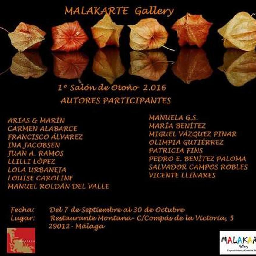 1º SALÓN DE OTOÑO, MALAKARTE Gallery
