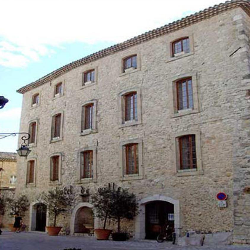 ''Jeux d'impressions'', Salle voûtée du Château-Mairie