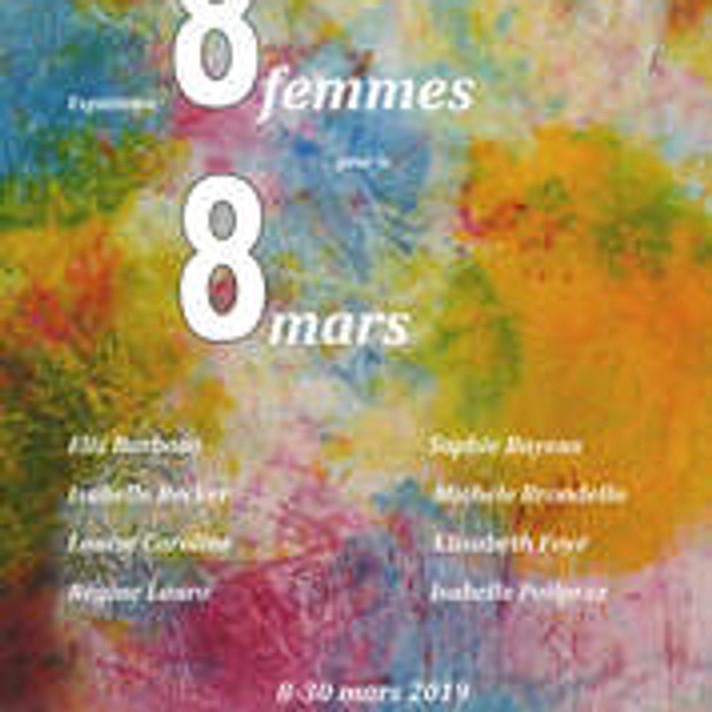 8 FEMMES POUR LE 8 MARS