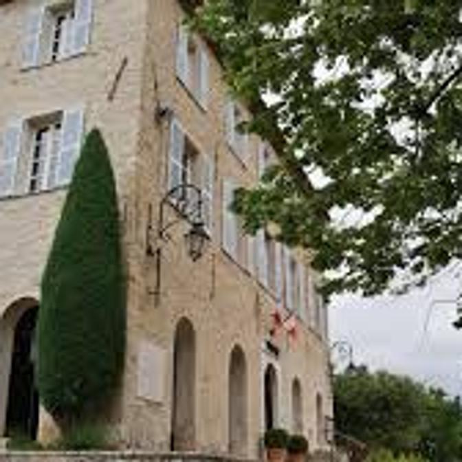 """""""Varia"""", Hôtel de Ville, Opio"""