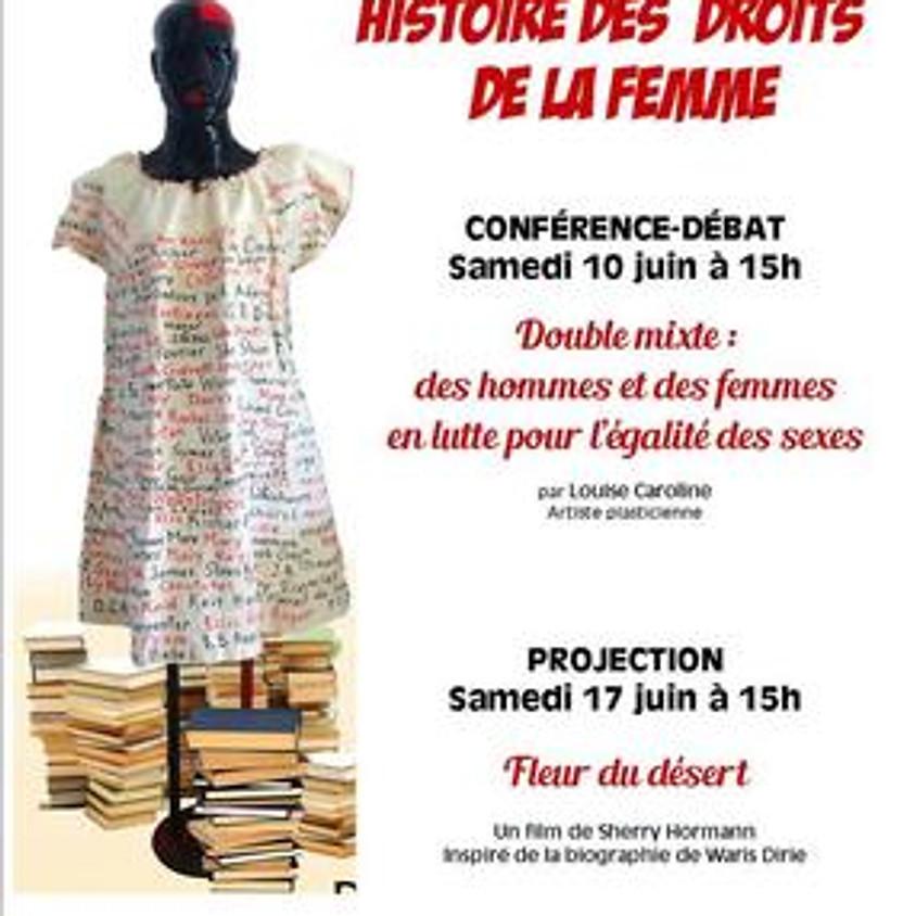 """Médiathèque de Vence, """"Double Mixte"""", installation"""