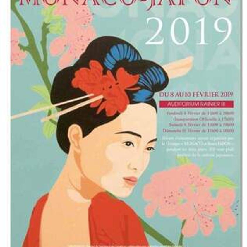 13e rencontre artistique MONACO-JAPON