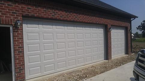 Clopay Intellicore garage door