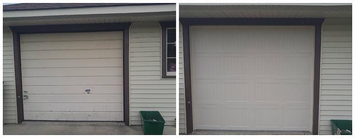 garage door repair or replace