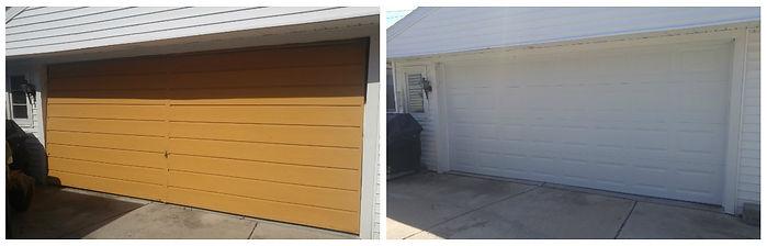 pictures of garage doors