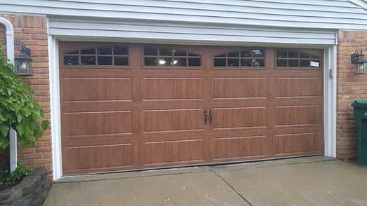 Clopay Ultra Grain Garage Door