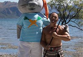 Jack Rabbit and WanaHaka at that wanaka