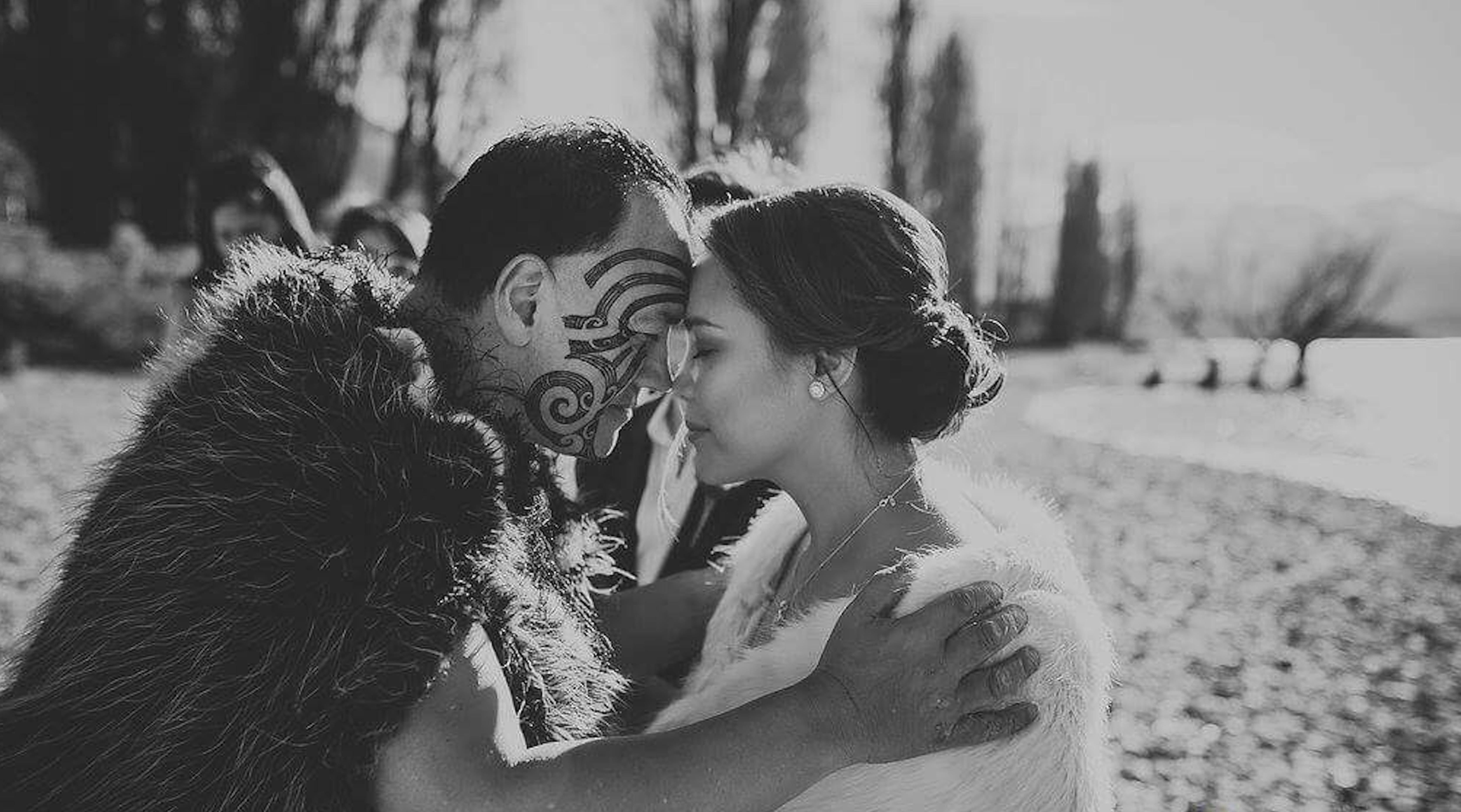 Māori Whakataū - Wedding Welcome