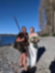 Māori Welcome Weddng Wanaka