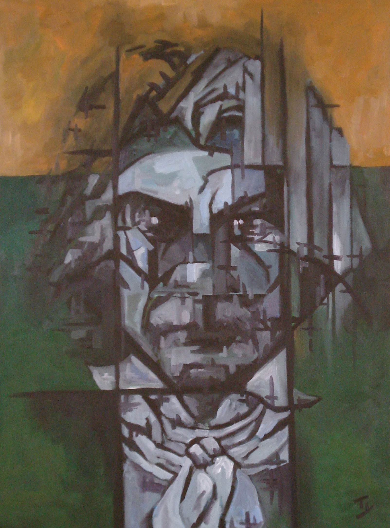 BEETHOVEN (Green and Gold)