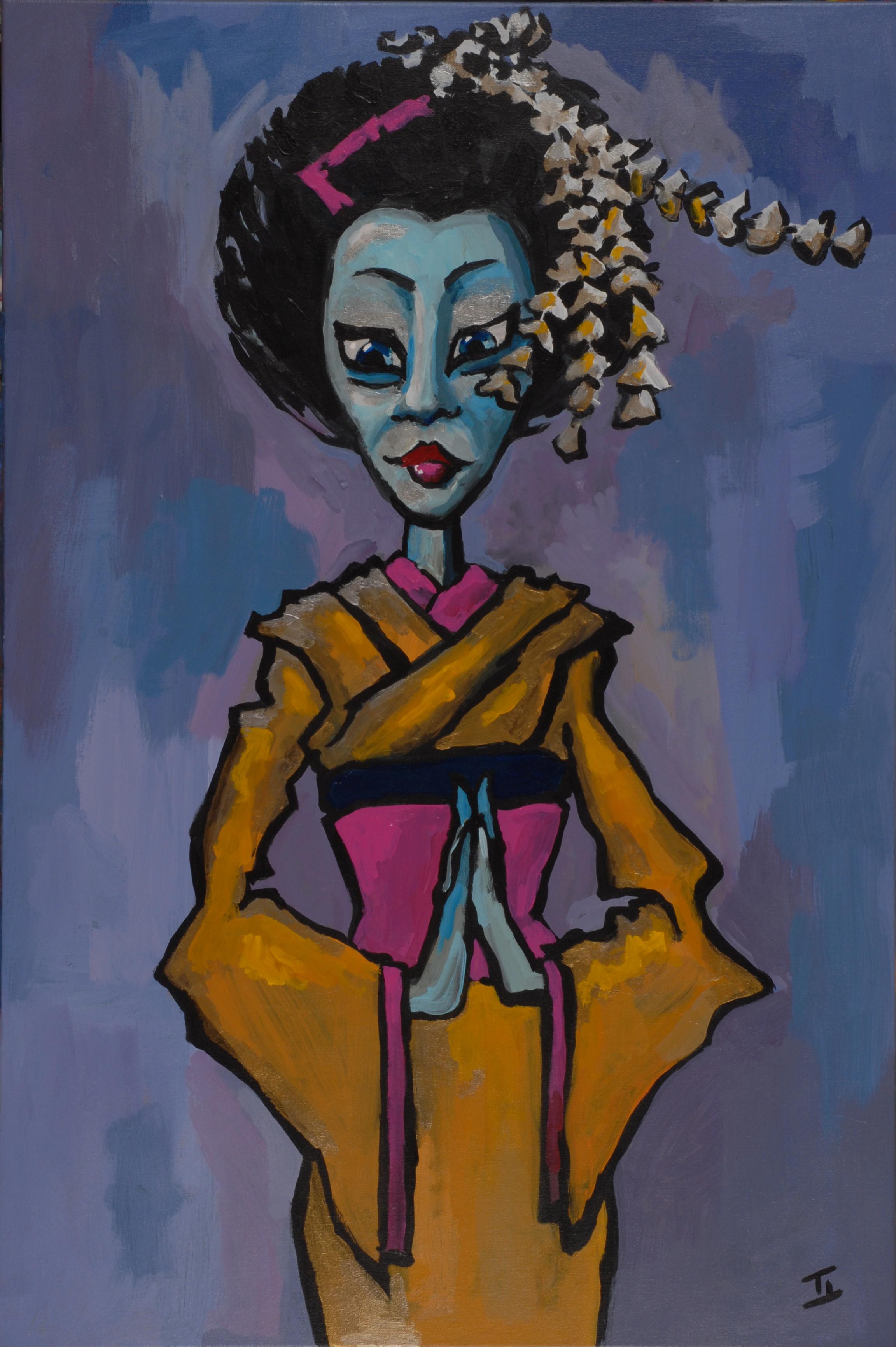 Galactic Geisha
