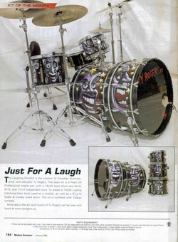 The Laughing Drum Set
