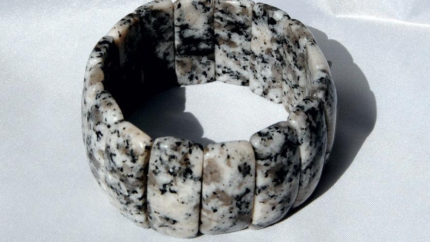 Armband Granit