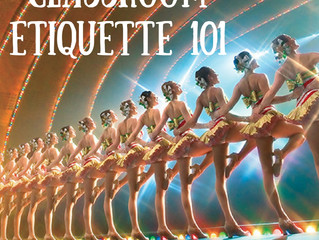 ETIQUETTE 101: 12 DANCE CLASS RULES YOU SHOULD FOLLOW