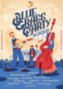 bluegrass party