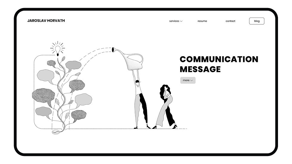 website illustraion