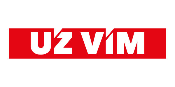 uz vim – logo